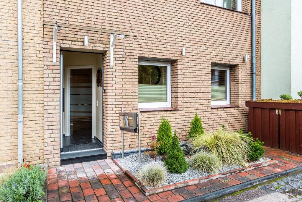 Design Apartment in Köln mit Terrasse