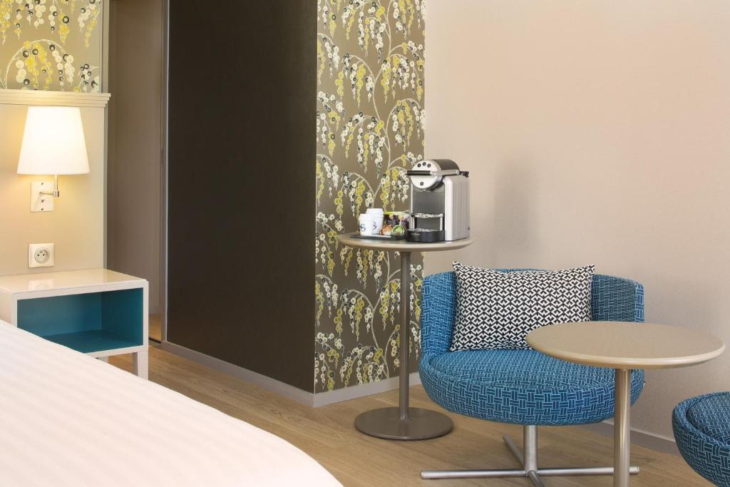 Hotel De France Oceania Nantes
