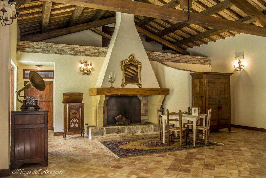 Farm stay Il Borgo dell'Arcangelo img1