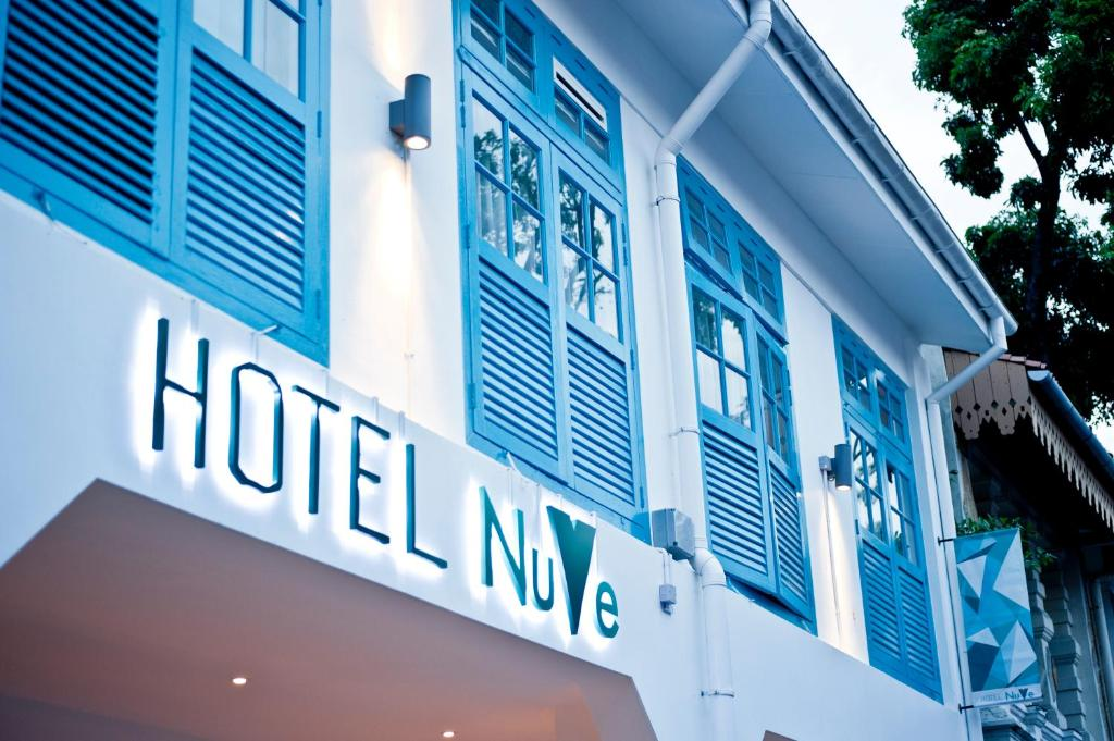 Hotel NuVe (SG Clean, Staycation Approved)