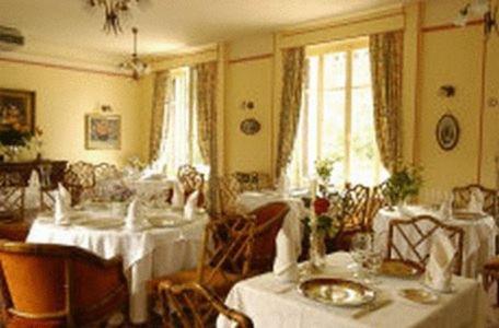 Restaurant Buzancais Logis De France
