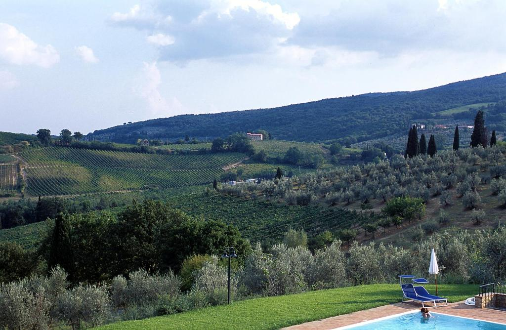 San Gimignano Restaurants Michelin