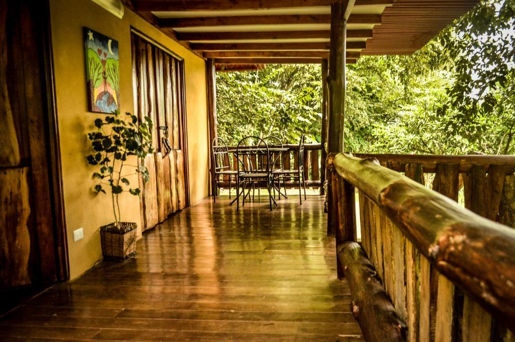 Del Alto One-Bedroom House Ecovital Costa Rica