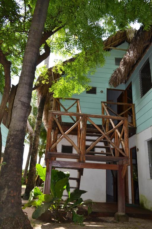 Standard Double or Twin Room with Sea View Hotel Los Cobanos Village Lodge