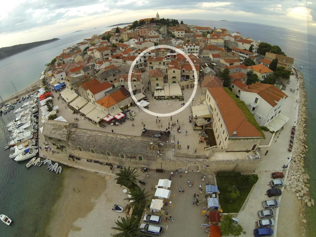 Hotels In Primosten Croatia Price From 80 Planet Of Hotels