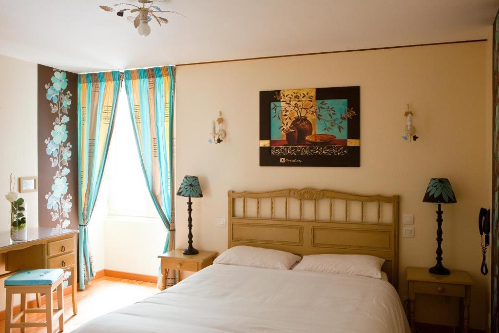hotel abat jour nantes viamichelin informatie en online reserveren. Black Bedroom Furniture Sets. Home Design Ideas
