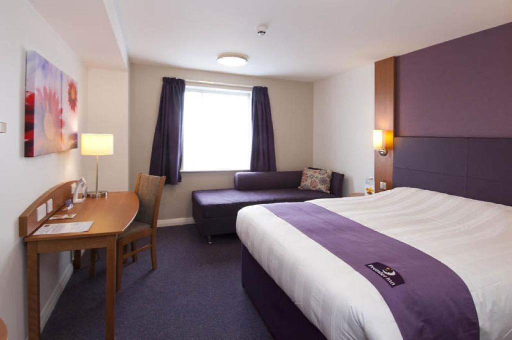 Premier Inn Booking  Rooms