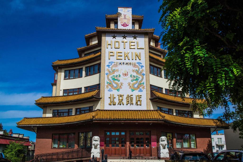 noclegi Władysławowo Hotel Pekin