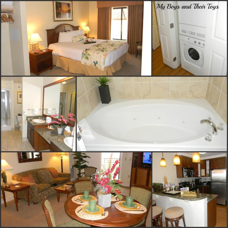 One Bedroom Bora Bora with Full Kitchen-4 Night Stay Suites at Tahiti Village Resort and Spa