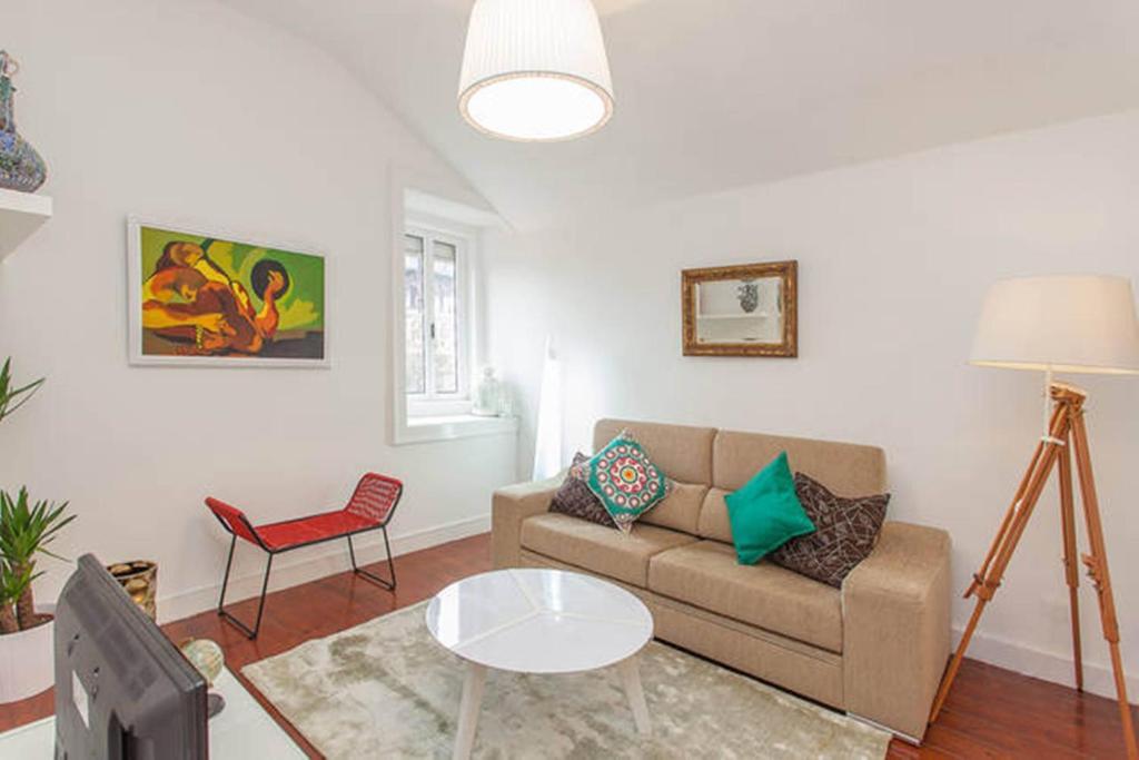 Art Lisbon Apartment