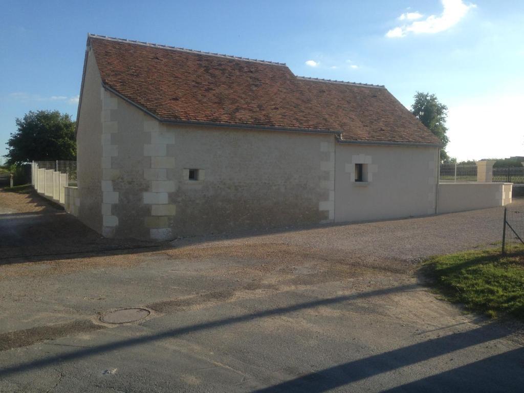 Maison la grange de la chaise saint georges sur cher - Garage anatole france villeneuve saint georges ...