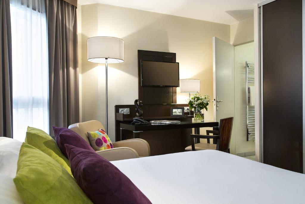 Hotel Citadines Republique Paris