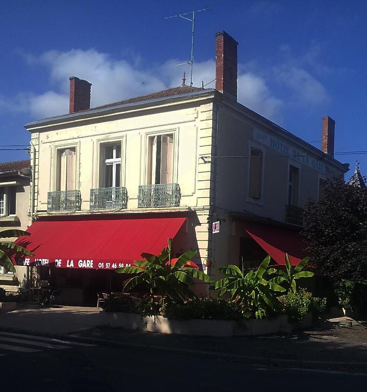 Avenue De La Gare Hotel Restaurant