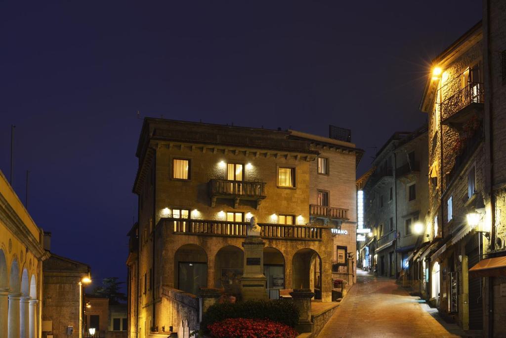 Hotel Con Spa San Marino
