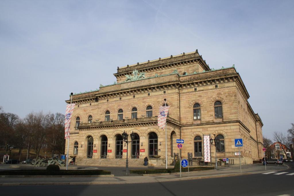 B Und B Braunschweig City Hotel