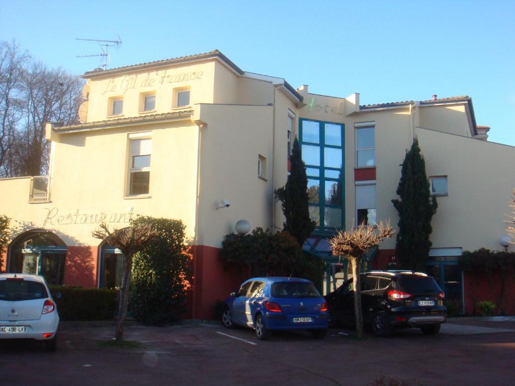 Hotel Restaurant Montbrison