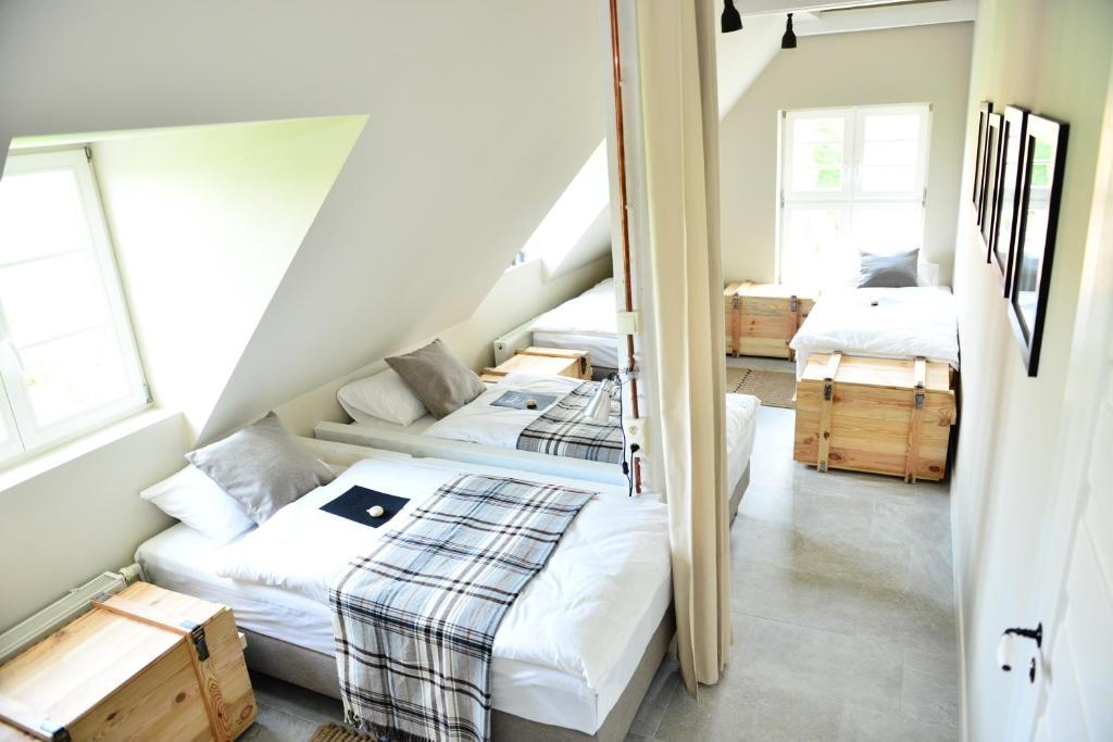 noclegi Gdańsk Five Point Hostel