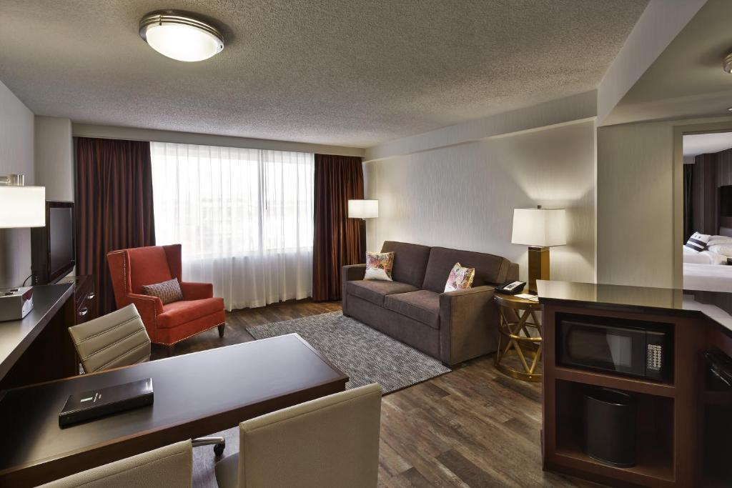 Embassy Suites Washington D.C. - at the Chevy Chase Pavilion Photo #14