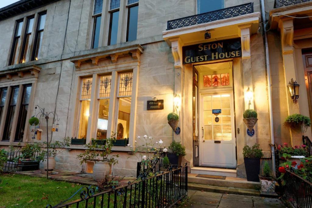 Bilson Eleven - Glasgow - ein Guide Michelin-Restaurant
