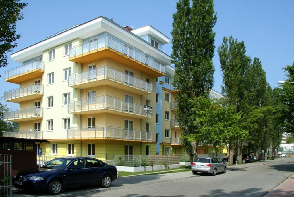 noclegi Kołobrzeg Apartamenty Tit Kasprowicza