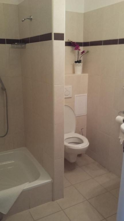 Single Room with Bathroom Penzion U Srncika