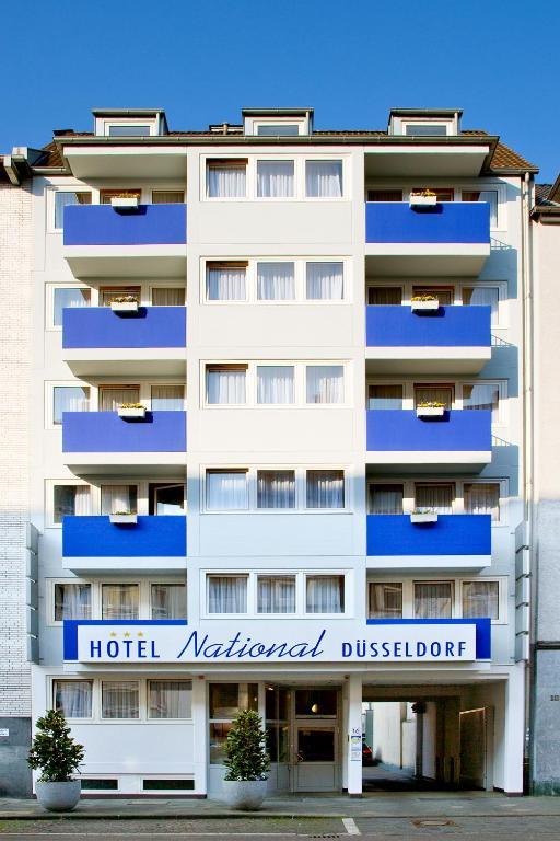 tiptop hotel national d sseldorf superior d sseldorf informationen und buchungen online. Black Bedroom Furniture Sets. Home Design Ideas