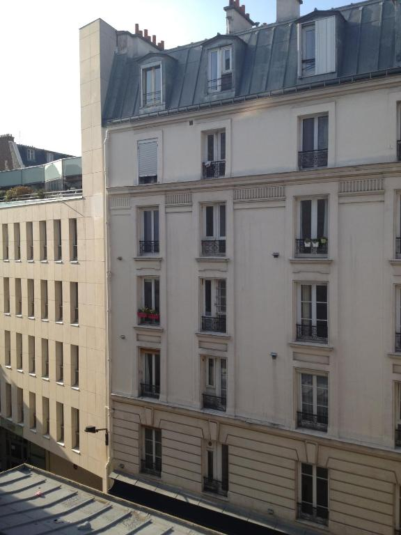 Hotel Elysees Flaubert Paris  Rue Rennequin  Paris France