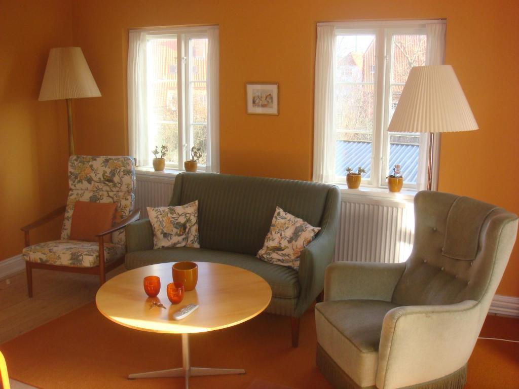 Penthouse Apartment Downtown - Hotel Sønderstrand, 9990 Skagen