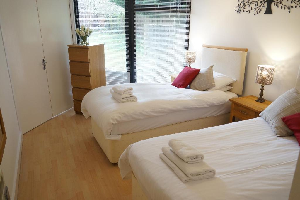 Apartments in Oxford - Thackley