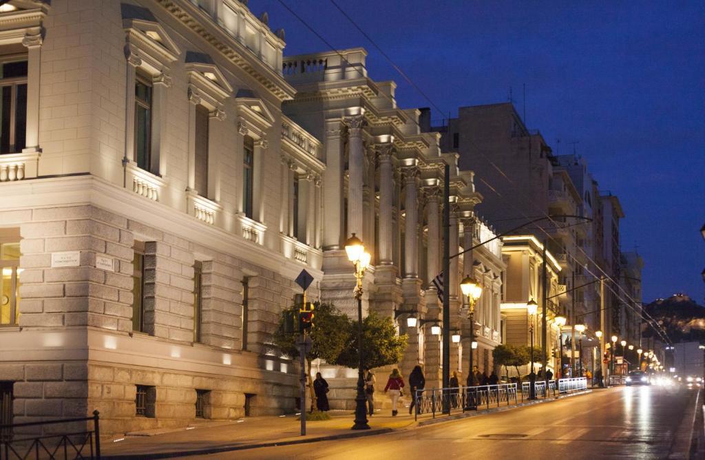 Hotel Pythagorion Athen Viamichelin Informationen Und