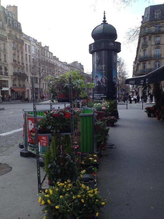 Hotel Flaubert Paris