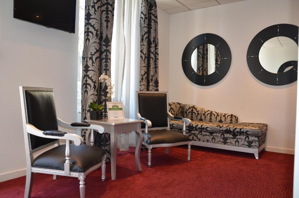 h tel saint martin orl ans informationen und buchungen online viamichelin. Black Bedroom Furniture Sets. Home Design Ideas