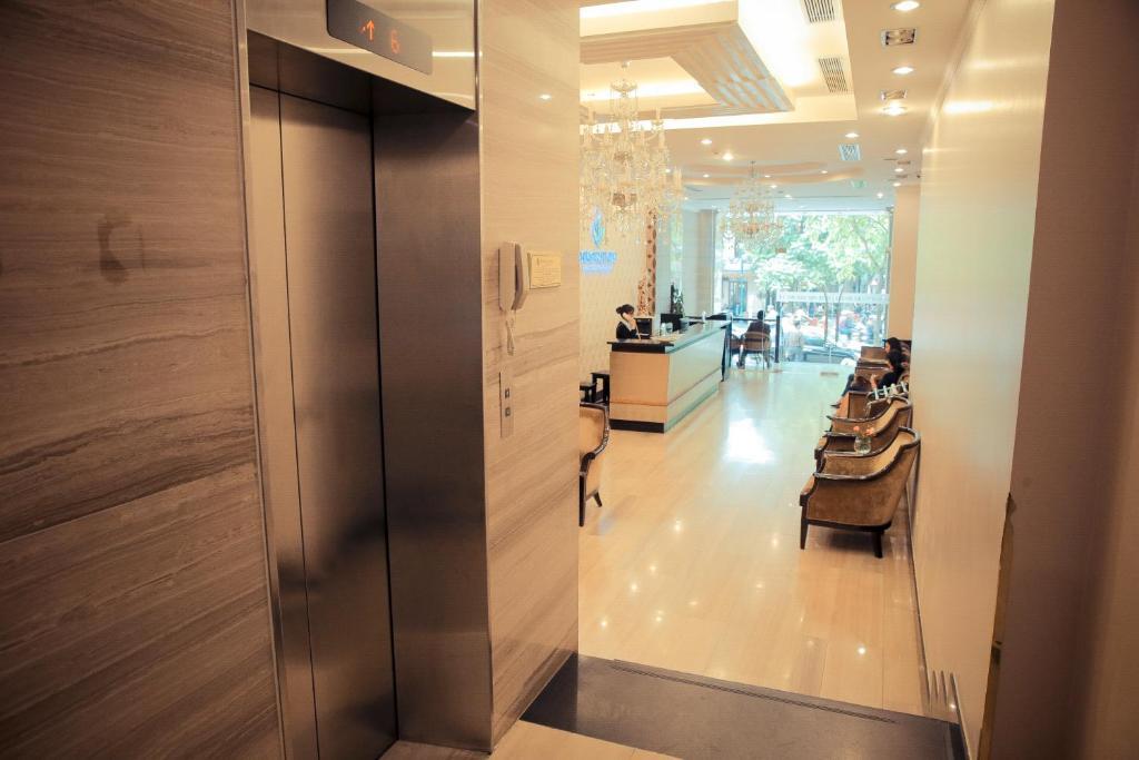 A25 Hotel - Phan Đình Phùng