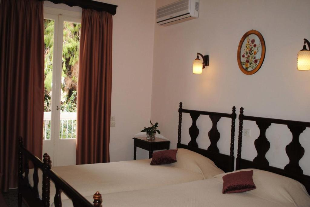 Twin Room Pension Alkistis