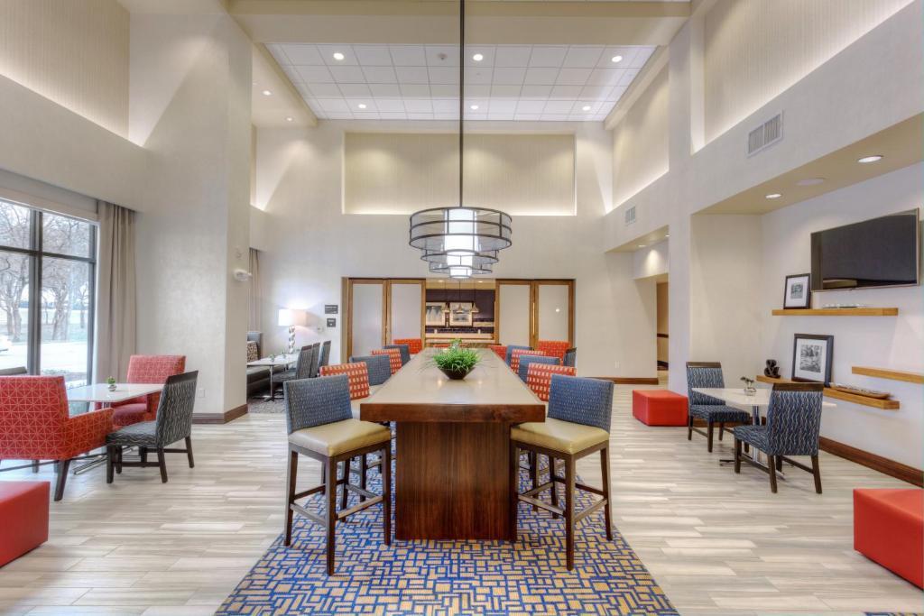Hampton Inn & Suites Dallas/Plano-East
