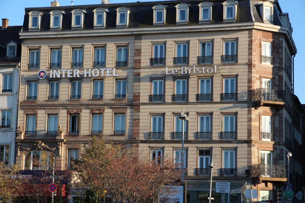 inter hotel strasbourg centre gare le bristol strasbourg book your hotel with viamichelin. Black Bedroom Furniture Sets. Home Design Ideas
