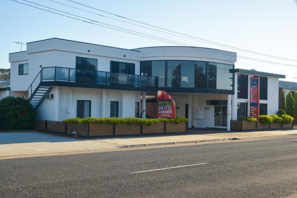 Heyfield Motel And Apartments 115 Esplanade Lakes Entrance