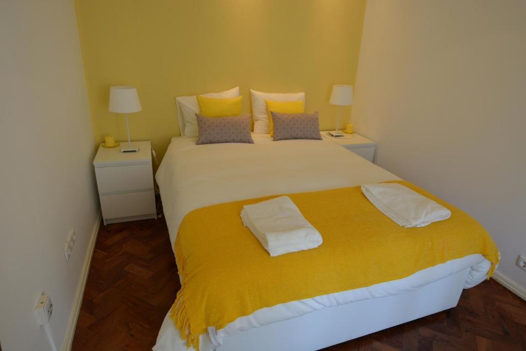 Superior Double Room 4U Lisbon II Guesthouse