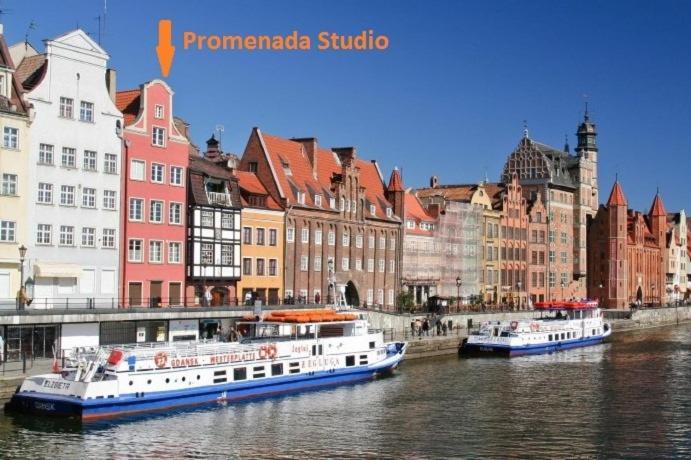 noclegi Gdańsk Promenada Studio