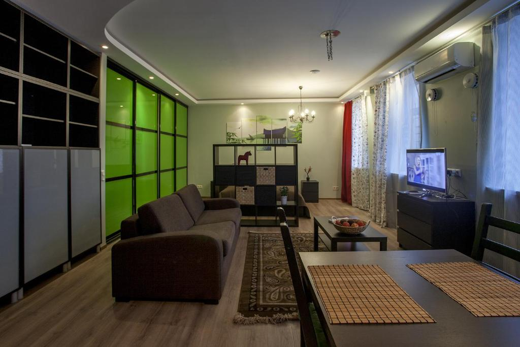 Apartment on Moyka