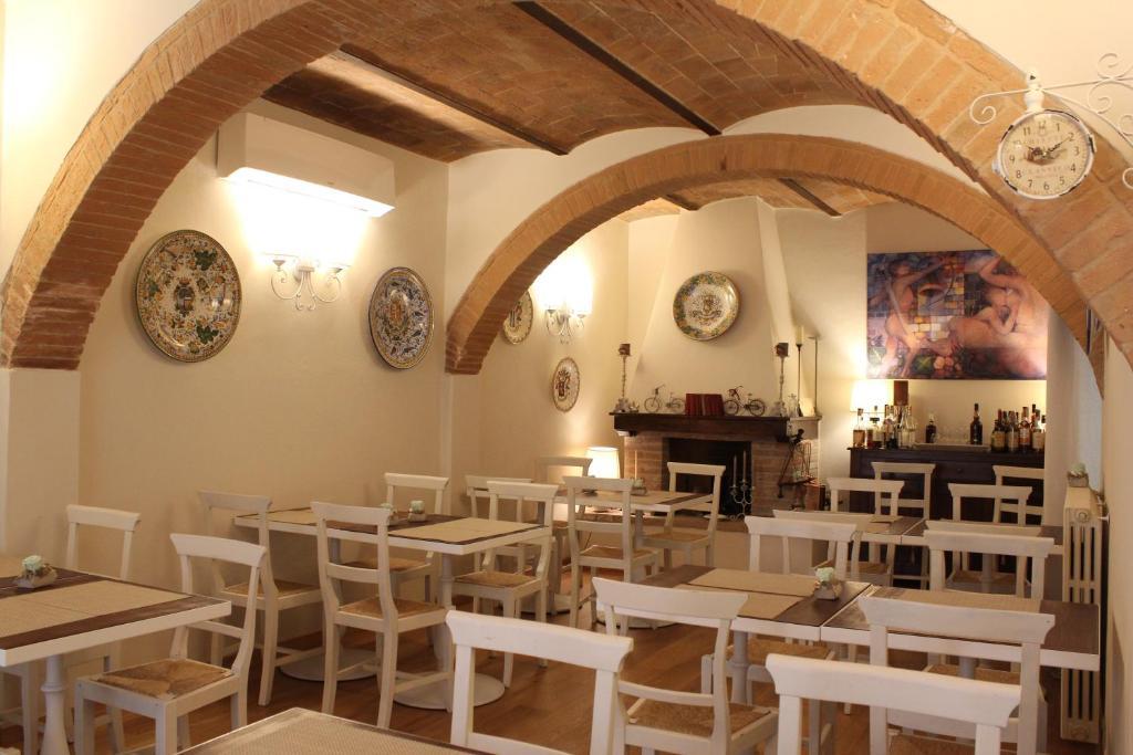 Restaurant La Mandragola San Gimignano