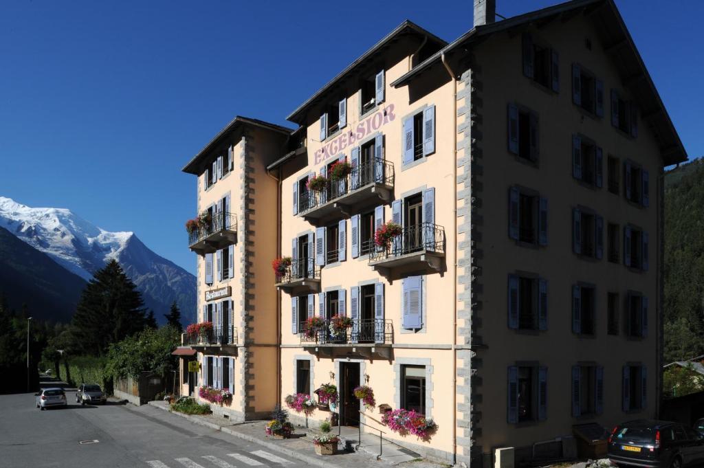 Hotel Mont Blanc Restaurant Chamonix