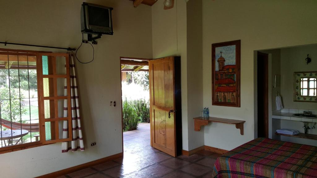 Standard Double Room Hotel Santa Leticia
