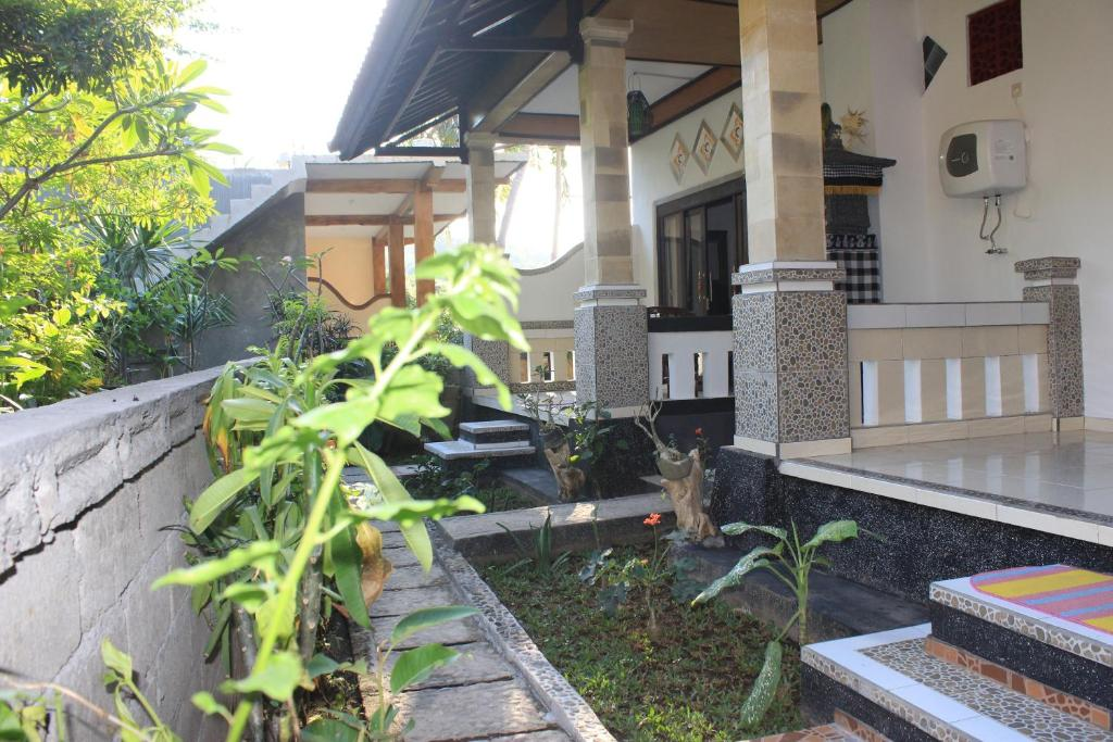 Deluxe Double Room Warung Ombak Homestay
