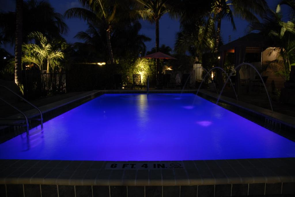 Cabanas Guesthouse Spa Wilton Manors Fl