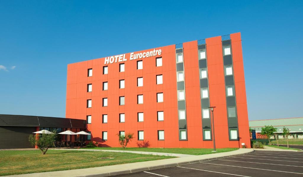 hotel eurocentre 2 toulouse nord r servation gratuite sur viamichelin. Black Bedroom Furniture Sets. Home Design Ideas