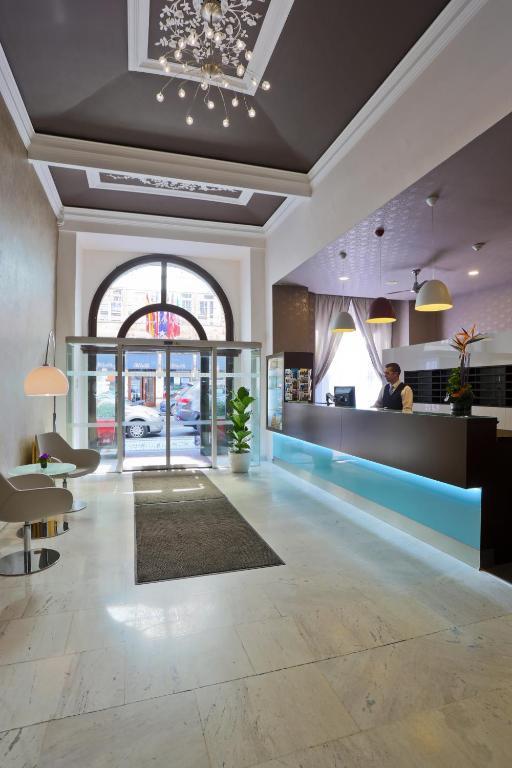 Hotel Atlantic Praga Booking