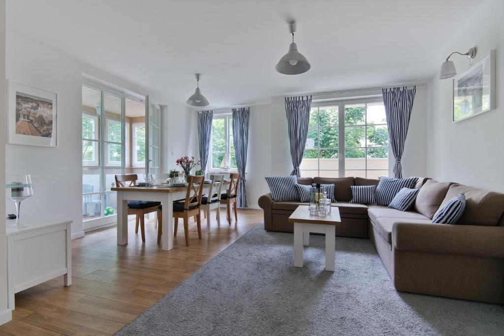 noclegi Sopot Imperial Apartments - Valor