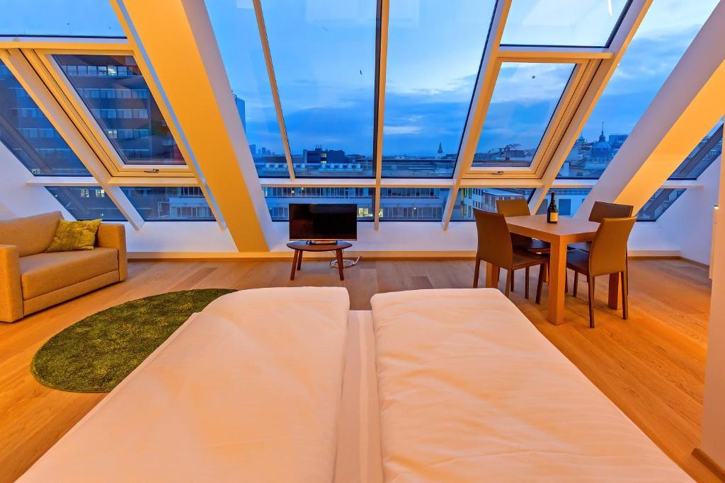 Getreidemarkt 10 Serviced Apartments - contactless check-in