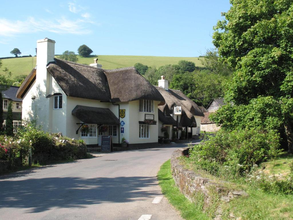 The Royal Oak Exmoor